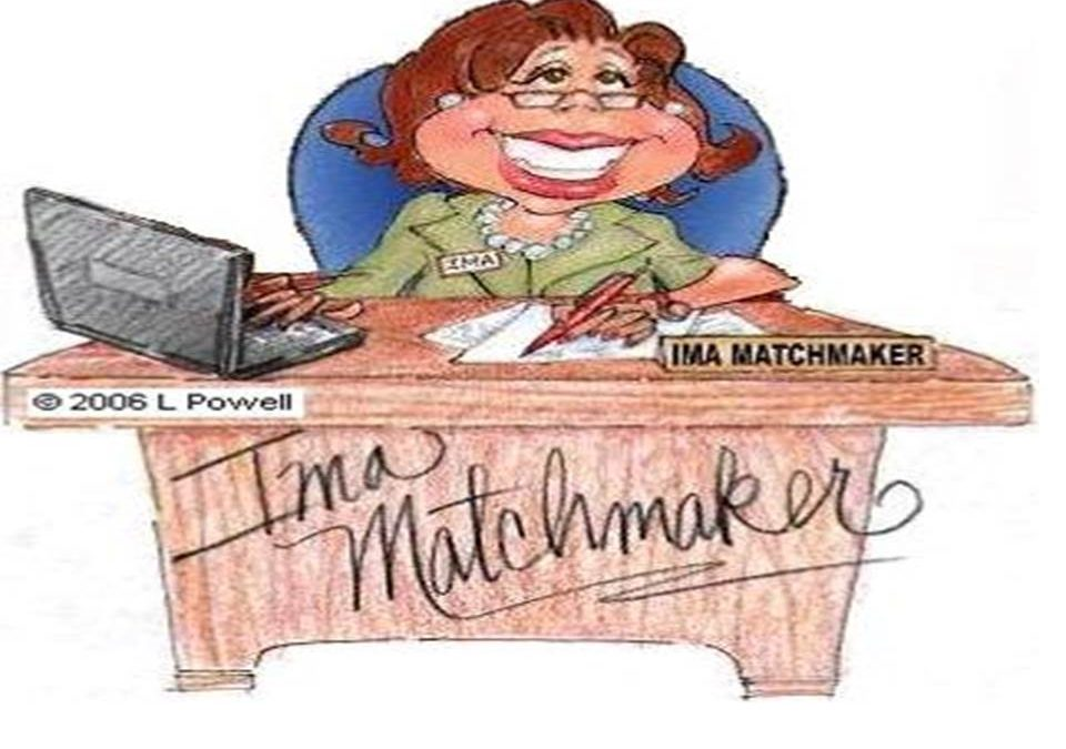 How to Get Matchmakers to do the Best Job for You?
