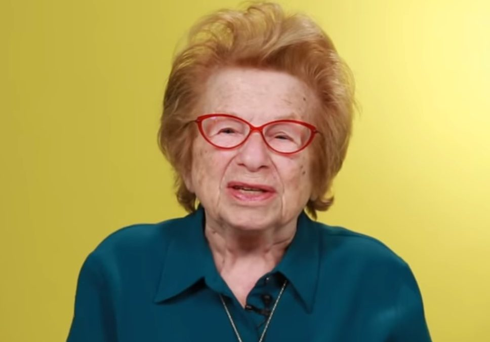 "Movie Review: ""Ask Dr. Ruth"""