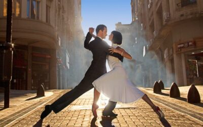 Do You Dance Like this as A Couple?